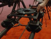 Missed NAB 2015? Here is 6 Minutes at the Kessler Booth