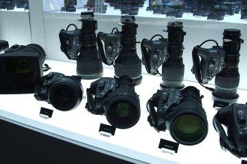 NAB 2015: Canon Broadcast Lenses