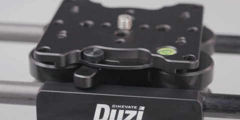 How You Helped Make The New Duzi Slider from Cinevate