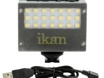 Ikan Micro Lights: LED Spot and Flood