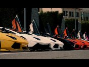 "Lamborghini Aventador ""The 1st Touring Off Meeting"" from MS-films.net"
