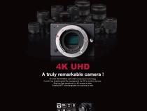 ImageVision Z Camera is a 4/3 4K Drone / UAV Camera