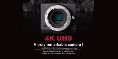 ImageVision 4:3 4K Drone Camera