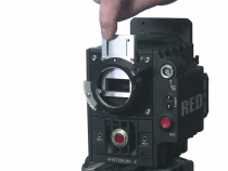 ND Slide is a Built in ND Filter System For Your Scarlet, Epic, Dragon, Weapon Cameras