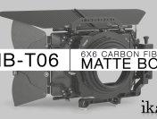 Tilta MB-T06 6×6 Carbon Fiber Matte Box from ikan