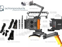 ARRI Alexa Mini Modular Power Hot Swap & Cage Package from ActionProducts