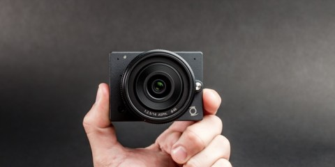 E1 4K Camera