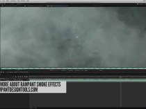 How to Composite Smoke Effects in After Effects from Rampant Design