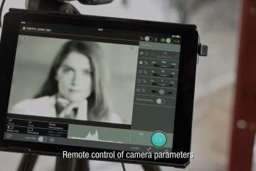 Manfrotto Digital Director Spot Video