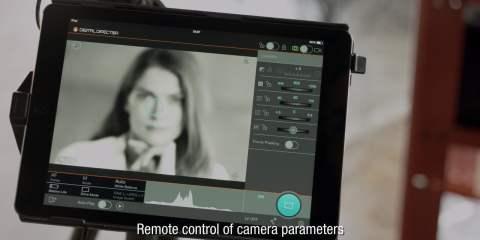 Manfrotto Digital Director Spot Video