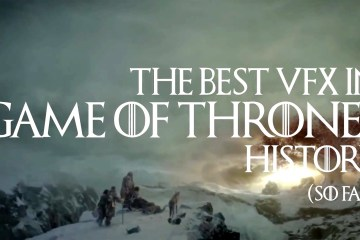 The evolution of Game of Thrones' effects with VFX supervisor Joe Bauer via io9