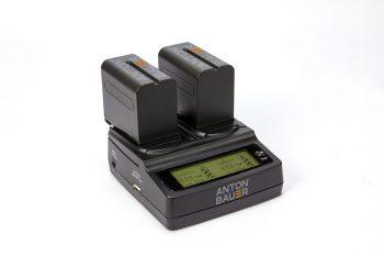 AntonBauer 7.2v battery & charger dual