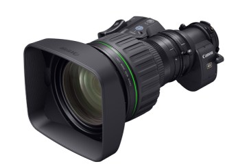 Canon 4K ENG Lens