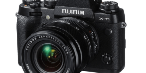 Fuji Announces the X-T1 IR the Worlds First Infrared Mirrorless Camera