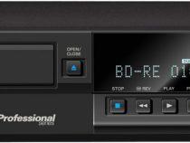 JVC SR-HD2700 Blu-ray Recorder Can Record Live DSLR Footage