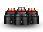 XEEN Lens Set $7,260.45 Full 24mm, 50mm, 85mm Specs Details & Price Available