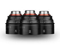 XEEN Lens Set $7,260.45 Full 24mm, 50mm, 85mm Specs Details & Price Available