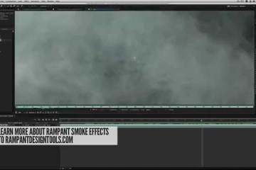 How to Composite Smoke Effects in After Effects from Rampant Media