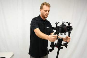 Allsteady Monopod Adapter: Mount the Gimbal, Keep Handle and Joystick On