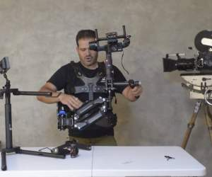 CineMilled Ronin-M Steadicam Armpost Adaptor Tutorial