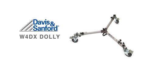 Davis & Sanford W4DX Tripod Dolly