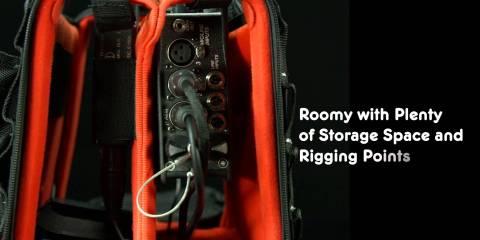 K-Tek Stingray Small Audio Bag