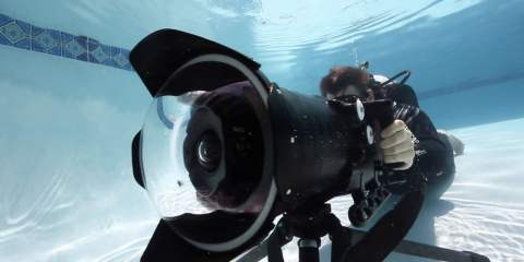 Nauticam + ARRI Ultra Wide Zoom 9.5 – 18mm Lens Test Married with a RED EPIC Dragon