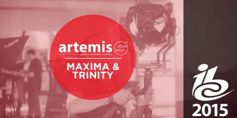 SMX30 and Trinity at IBC 2015