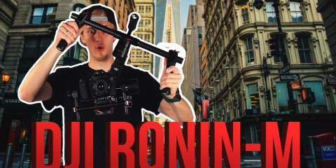 The DJI Ronin-M Review from Valley Films