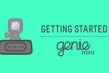 Getting started With the Genie Mini Camera Motion Control