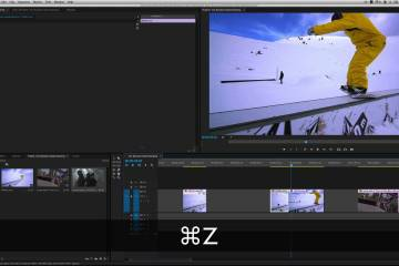 How to do a Speed Ramp in Adobe Premiere