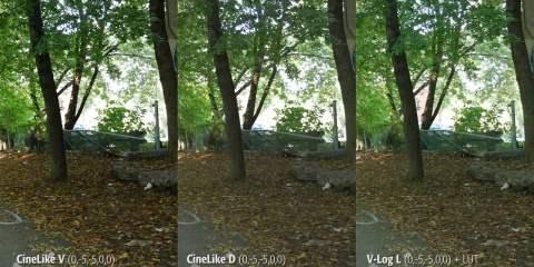 Panasonic GH4 Camera VLog-L Vs CineV Vs CineD Test from GT Studios – Video Production