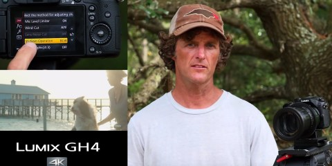Panasonic GH4: Enhance Your Videography with an Anamorphic Lens & V-Log L by Bryan Harvey