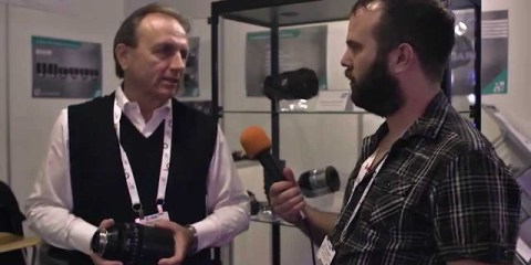 P+S Technik Interview about Lenses, Rehousing and Service at IBC 2015 from victorbart