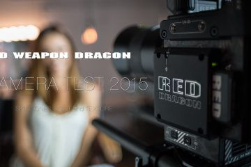 RED Weapon Dragon: Camera Test 2015 by Phil Holland
