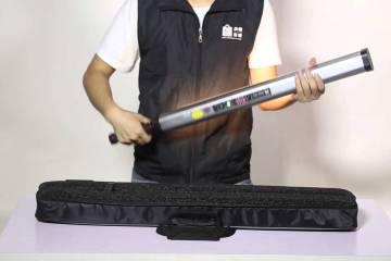SABER ONE LED Light Stick Switch Between 3200K, 5000K, 5600K, and 8000K
