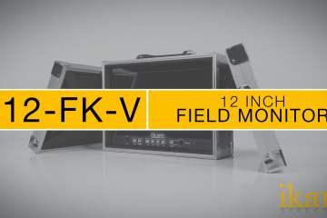 The ikan D12 Monitor Field Kit