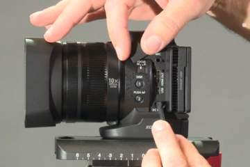 AbelCine Take a look at the Canon XC10 Camera