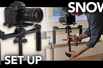 How To Set Up The SNOW Camera Stabilizer