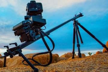 Kessler TLS time-lapse centric camera slider and motion control system