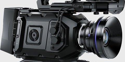 Super High Energy Unboxing of the Blackmagic URSA Mini 4K Camera Plus Accessories
