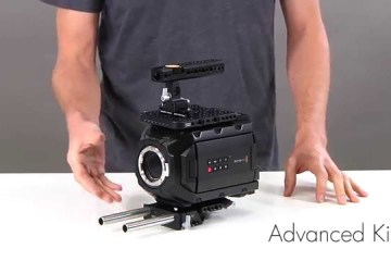 URSA Mini Accessory Kits Wooden Camera