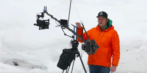 How to Run a MōVI on a Jib