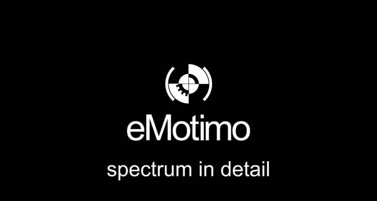 The eMotimo Spectrum System in Detail