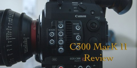 Wildlife Filmmaker & Conservationist from India takes a look at the Canon C300 MKII camera