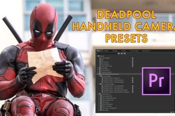 Jarle Deadpool Premiere