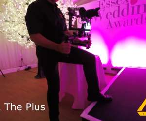 Behind The Scenes With The ACR The Plus Gimbal At a Wedding