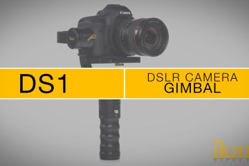 Beholder Gimbal DS1 Gimbal from ikan