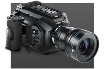 Blackmagic URSA Mini 4K Camera Unboxing and Review