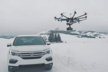Snow, Slomo, and Cameras to Go